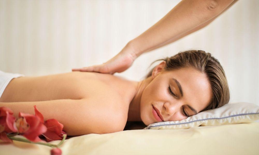 Formation massage californien - Midi Formation